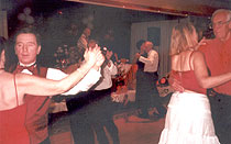 Couples dancing in the Dawlish Dance Holiday Ballroom
