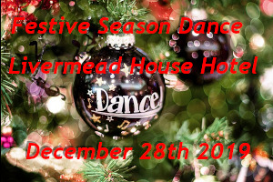 Festive Season Dance 2019 at Livermead Cliff Hotel, Torquay